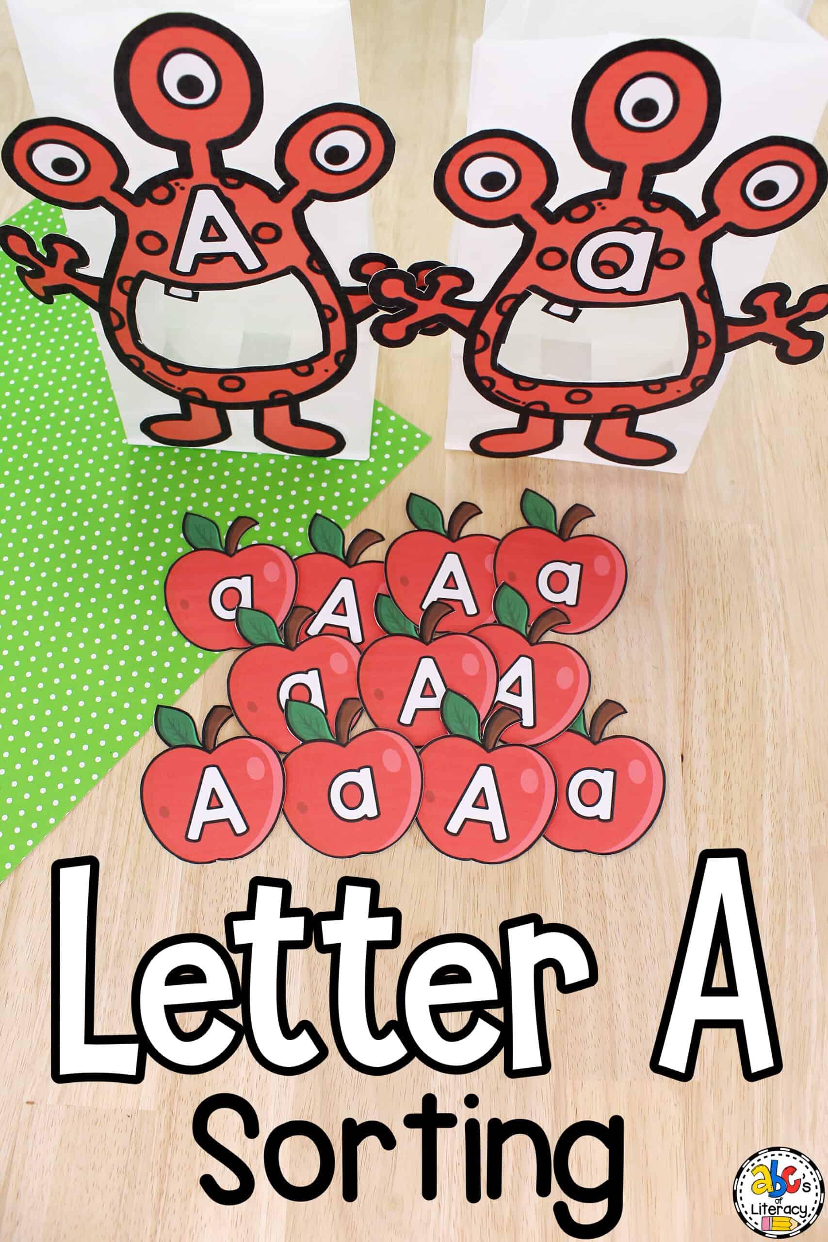 Letter A Sort