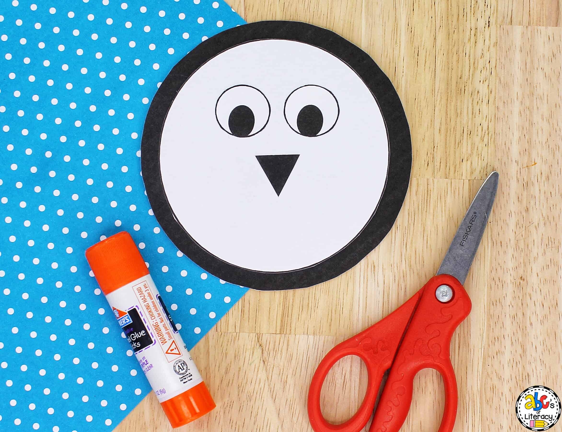 Book-Inspired Craft for Kids