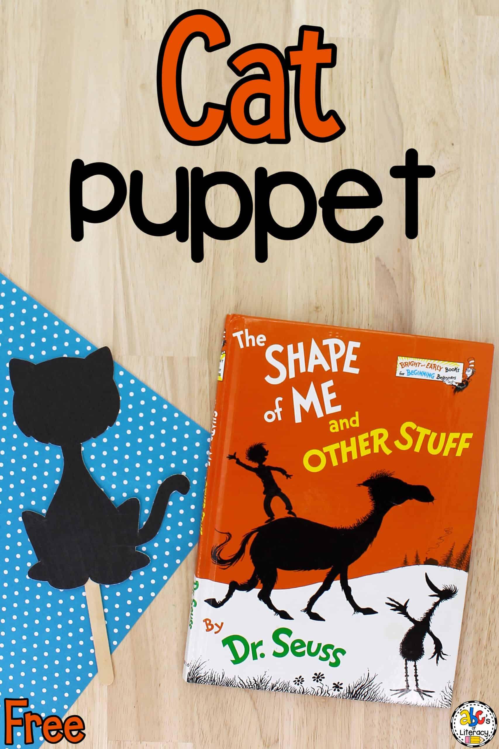 Cat Puppet