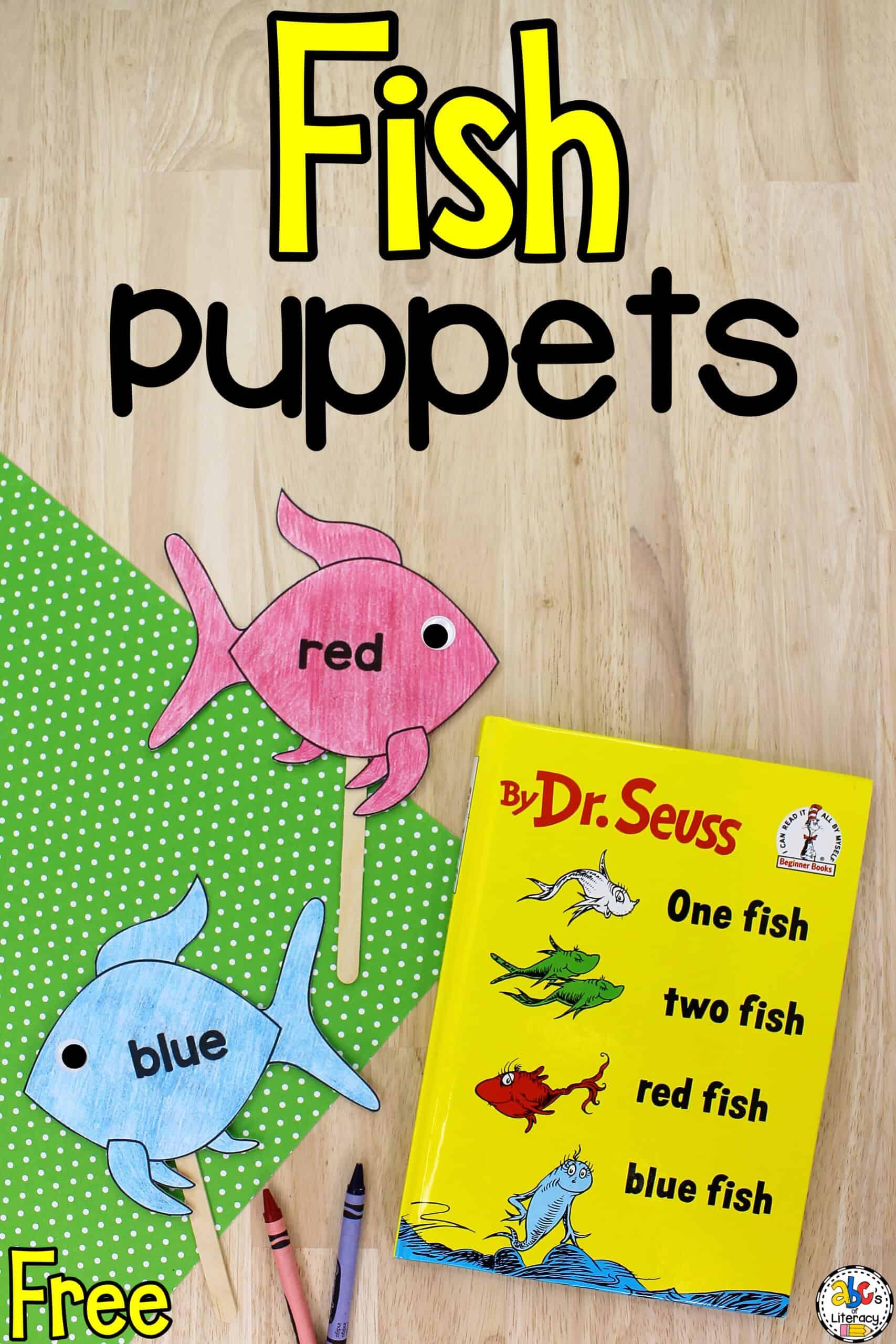 Fish Puppets