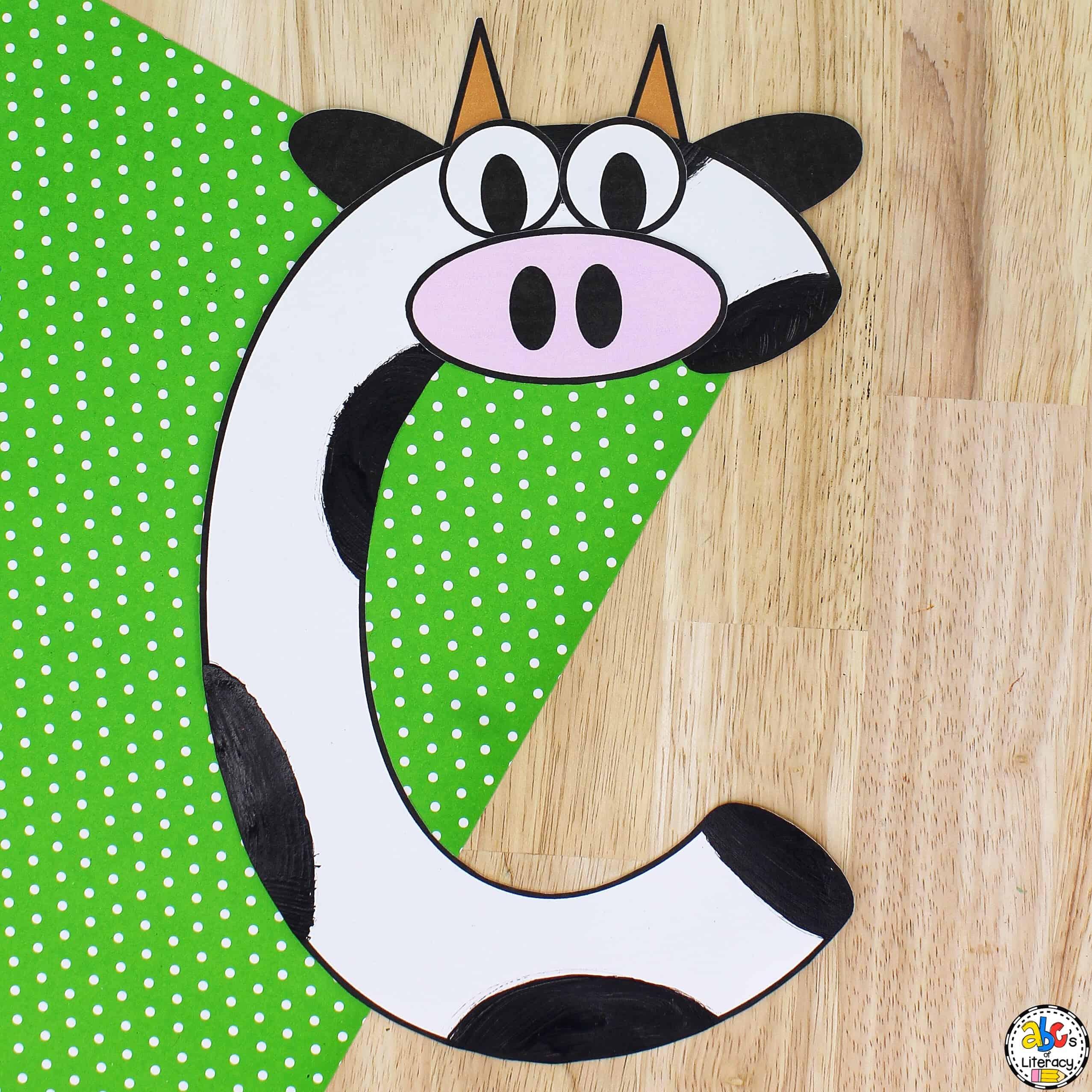 Letter C Craft