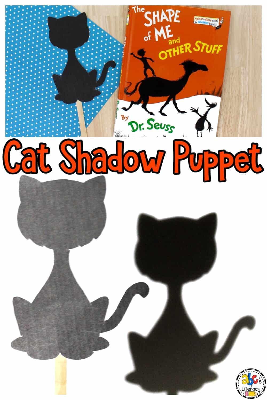 Cat Shadow Puppet
