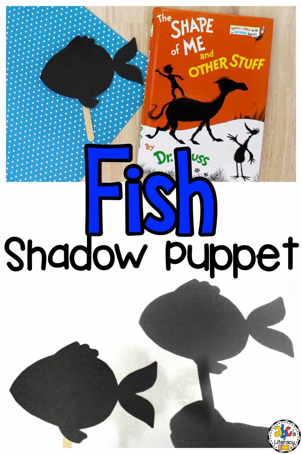 Fish Shadow Puppet