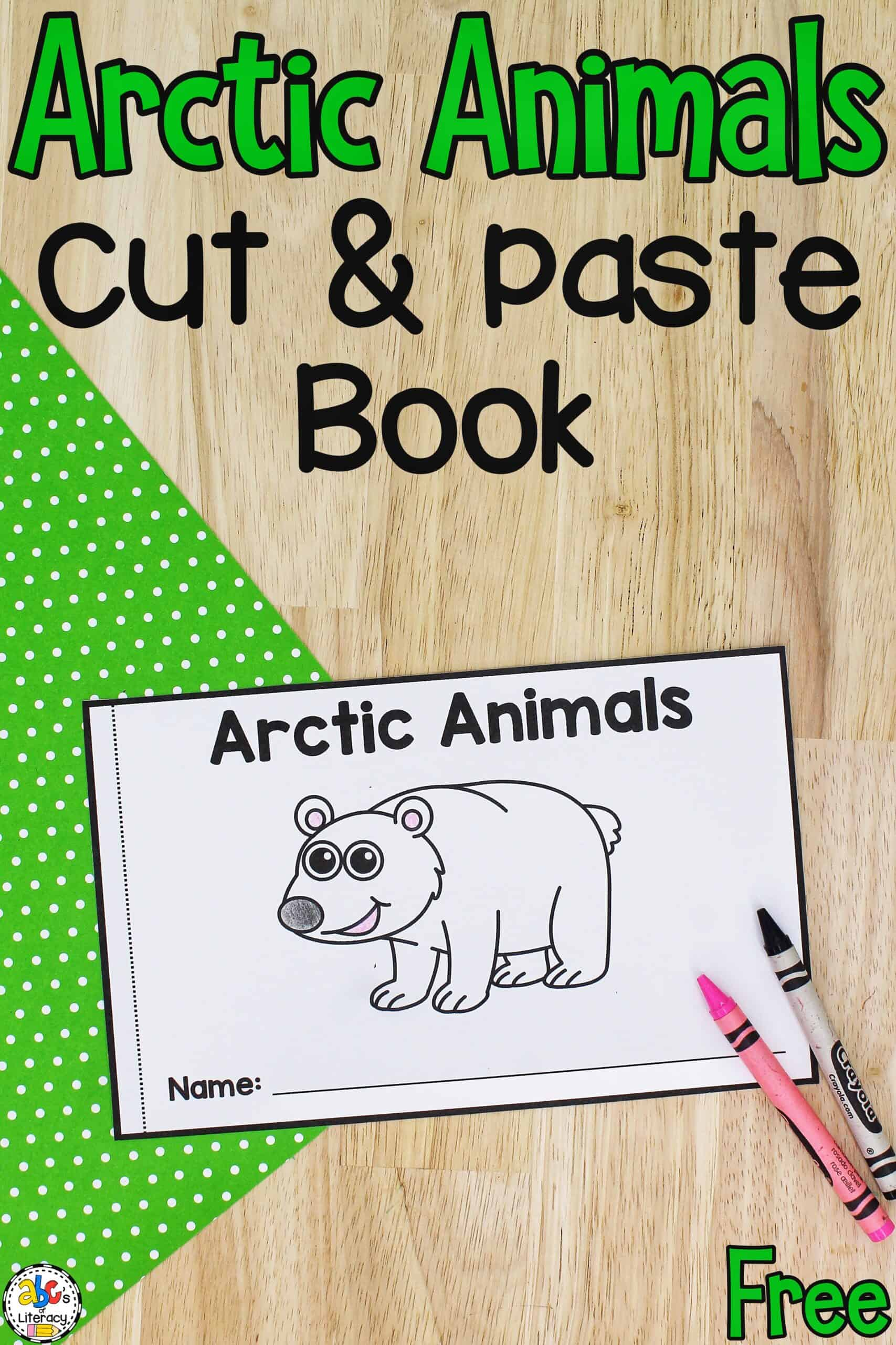 Cut and glue activity