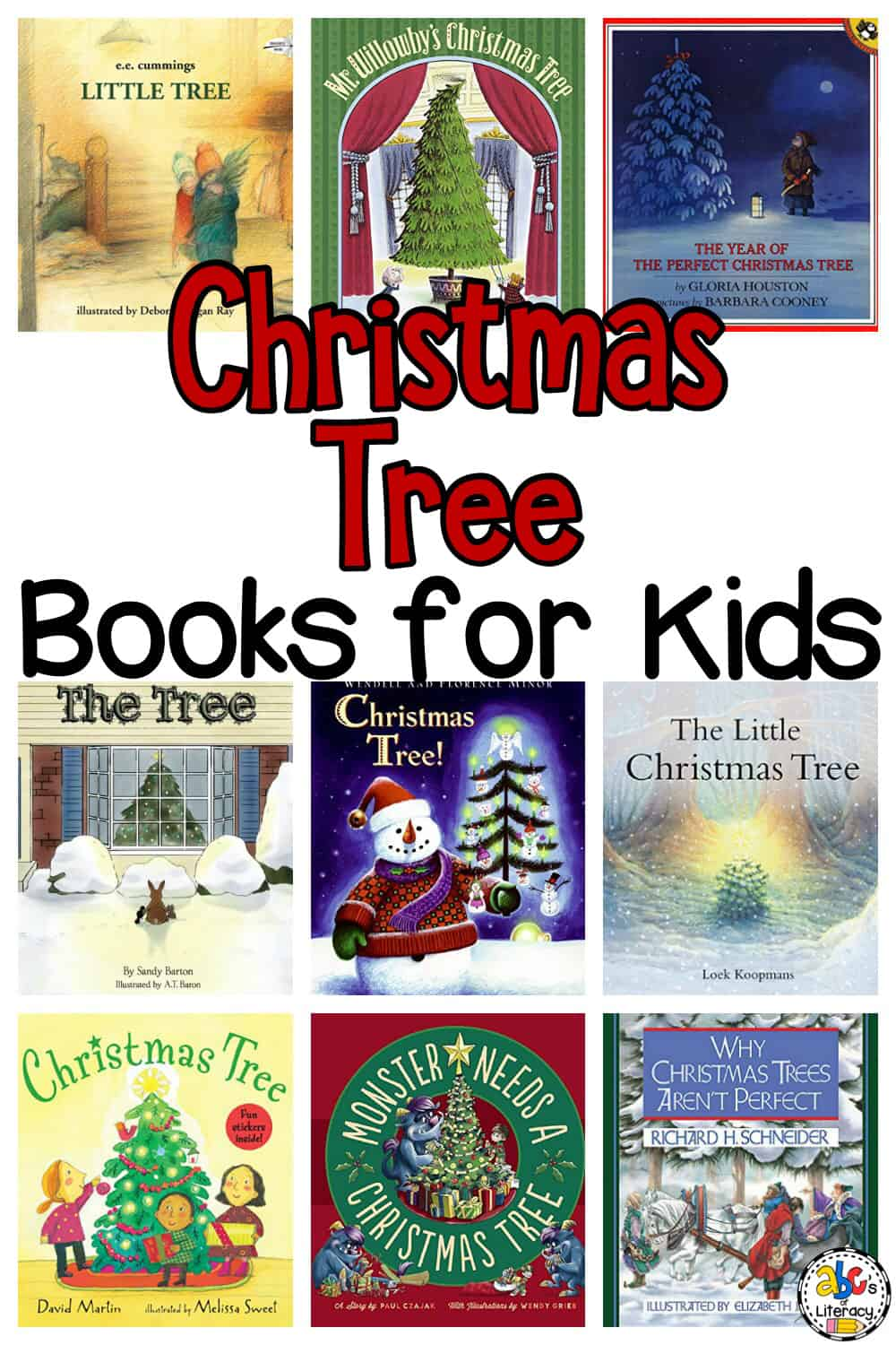 Christmas Tree Picture Books