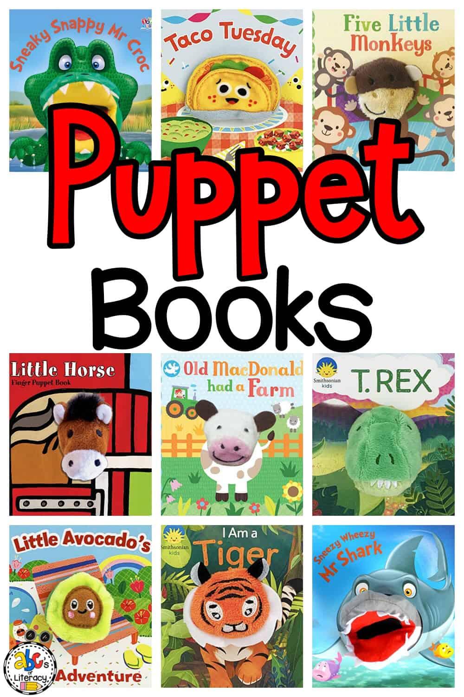 Puppet Books for Preschoolers