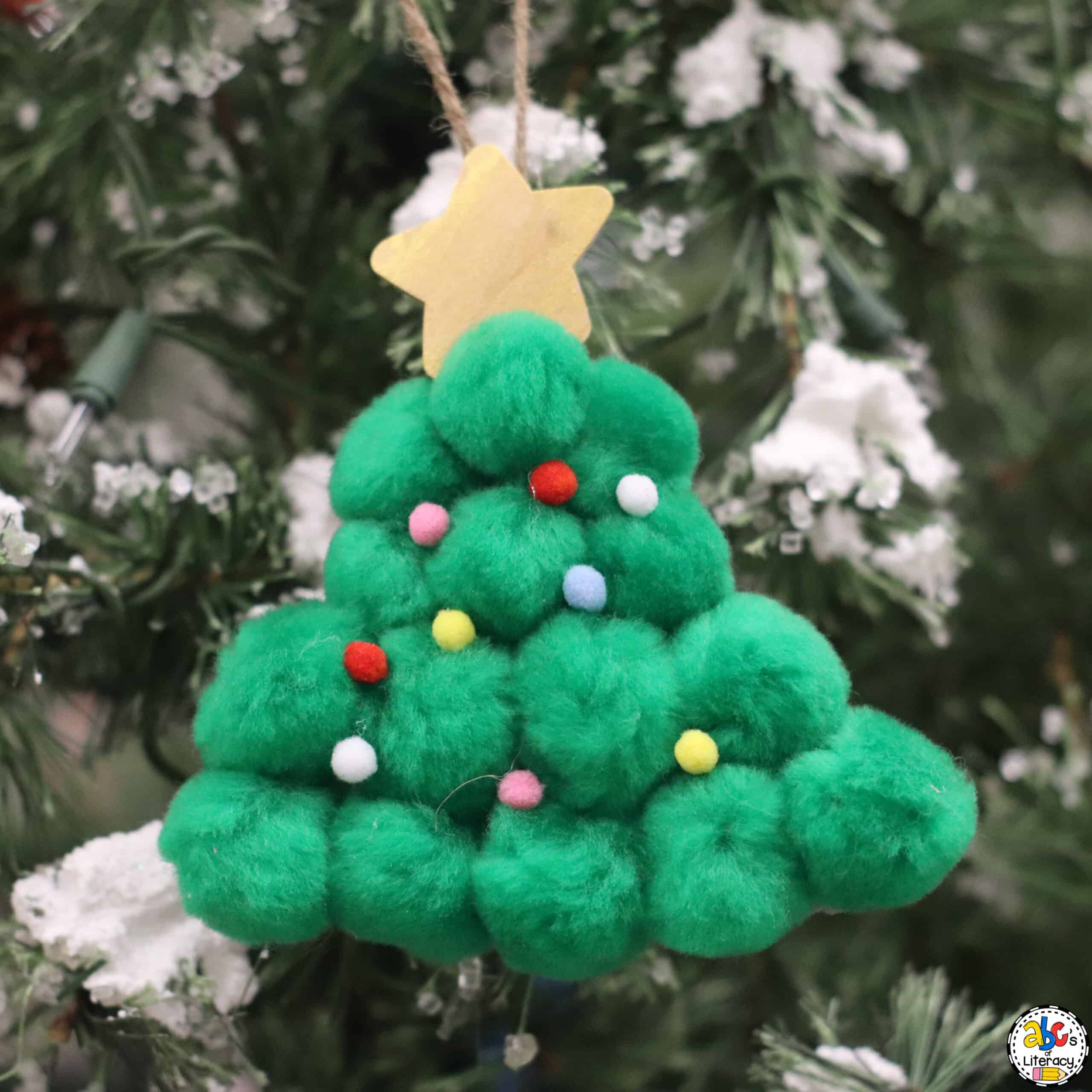Christmas Ornament for Kids to Make