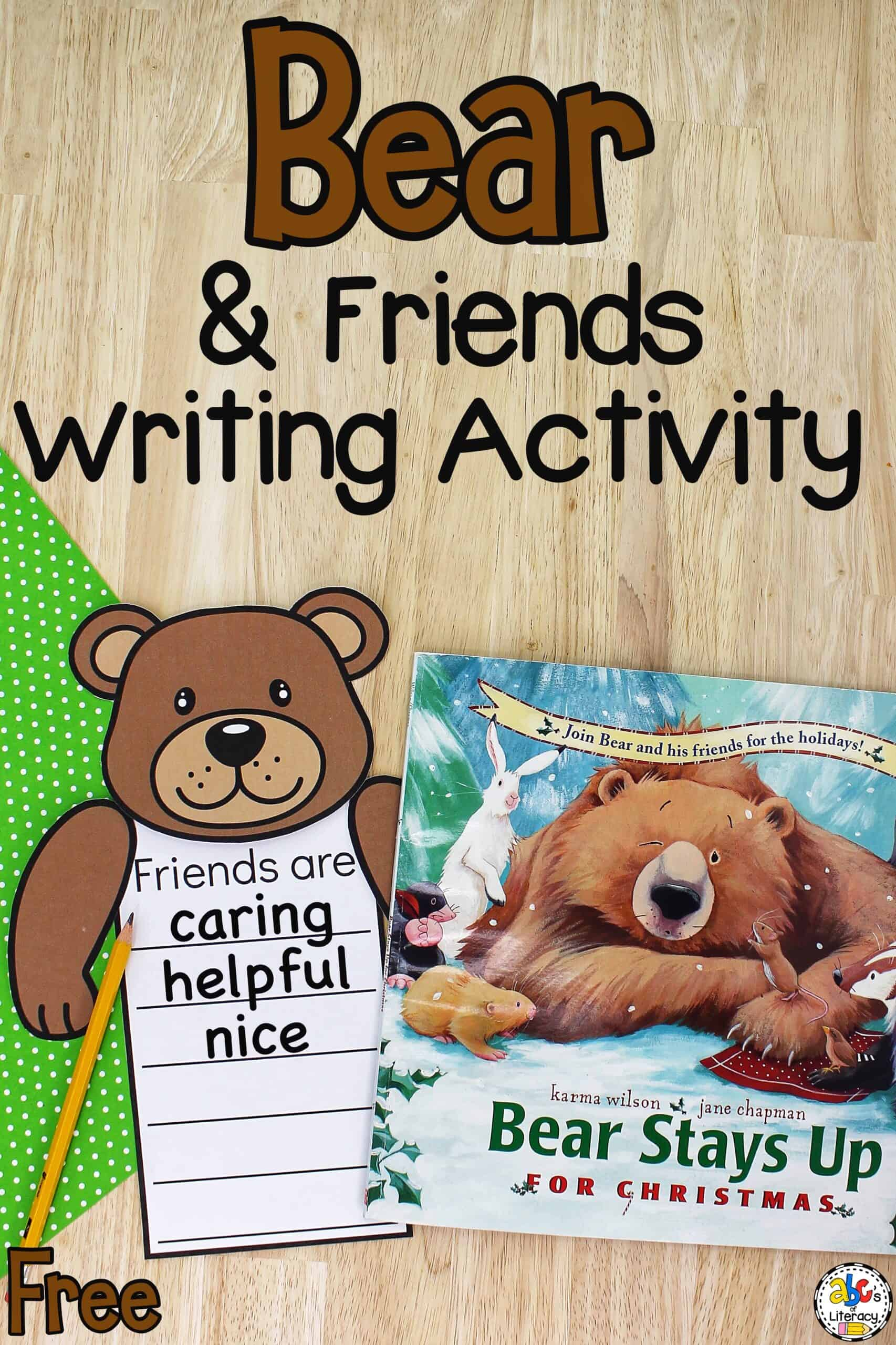 Book-Inspired Activity