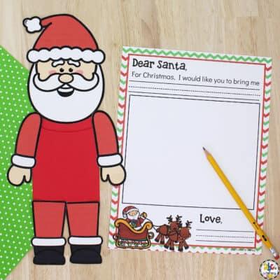 Santa Letter & Craft