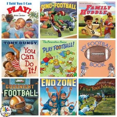 Football Books for Kids