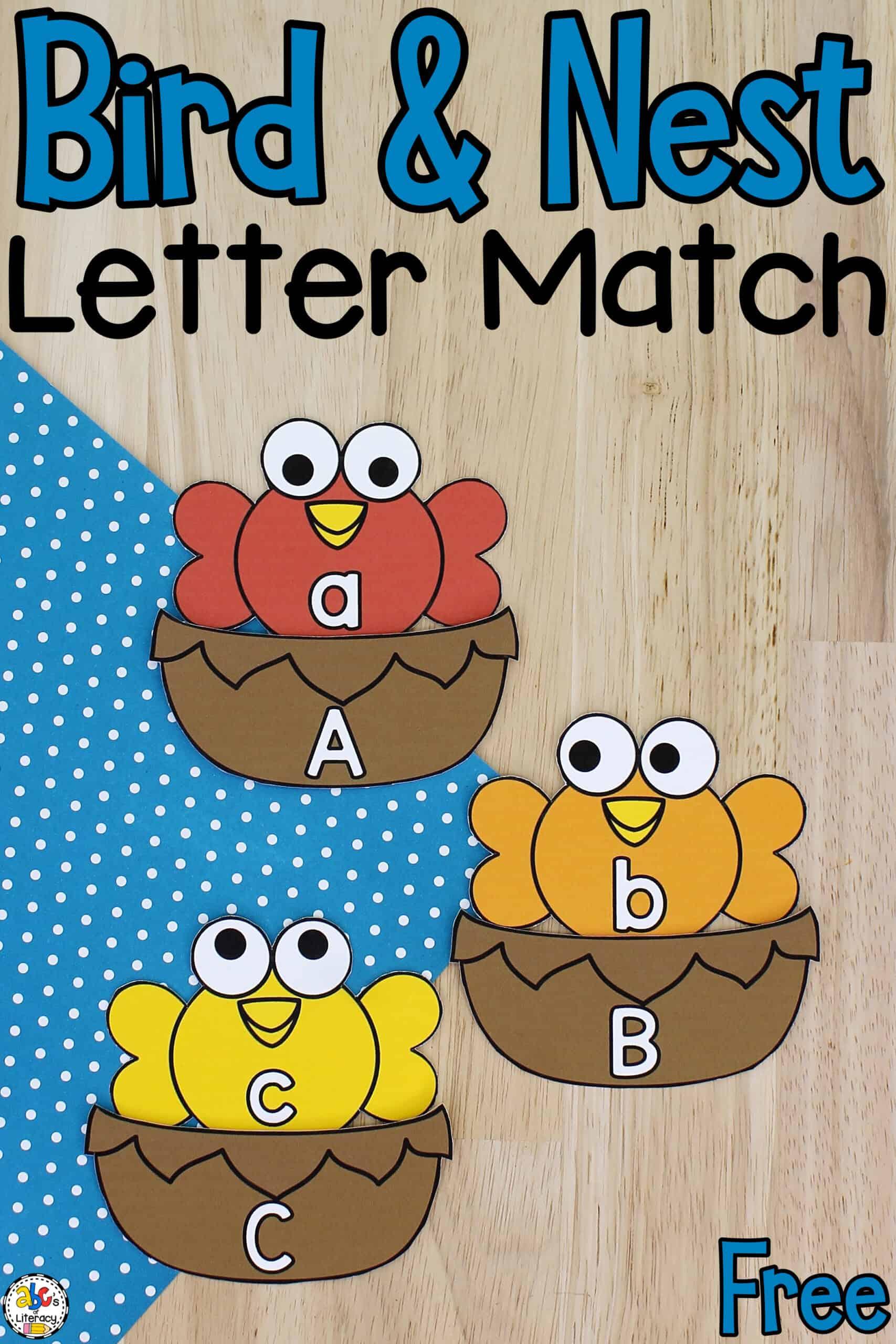 Literacy Activity for Preschoolers