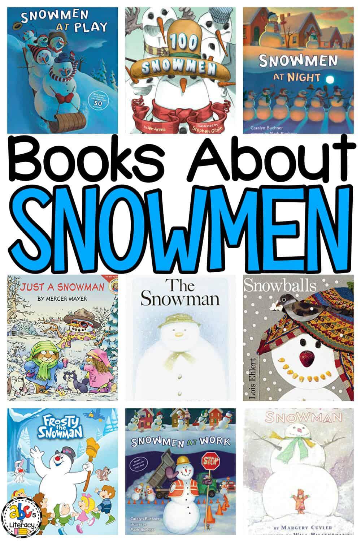 Books about Snowmen
