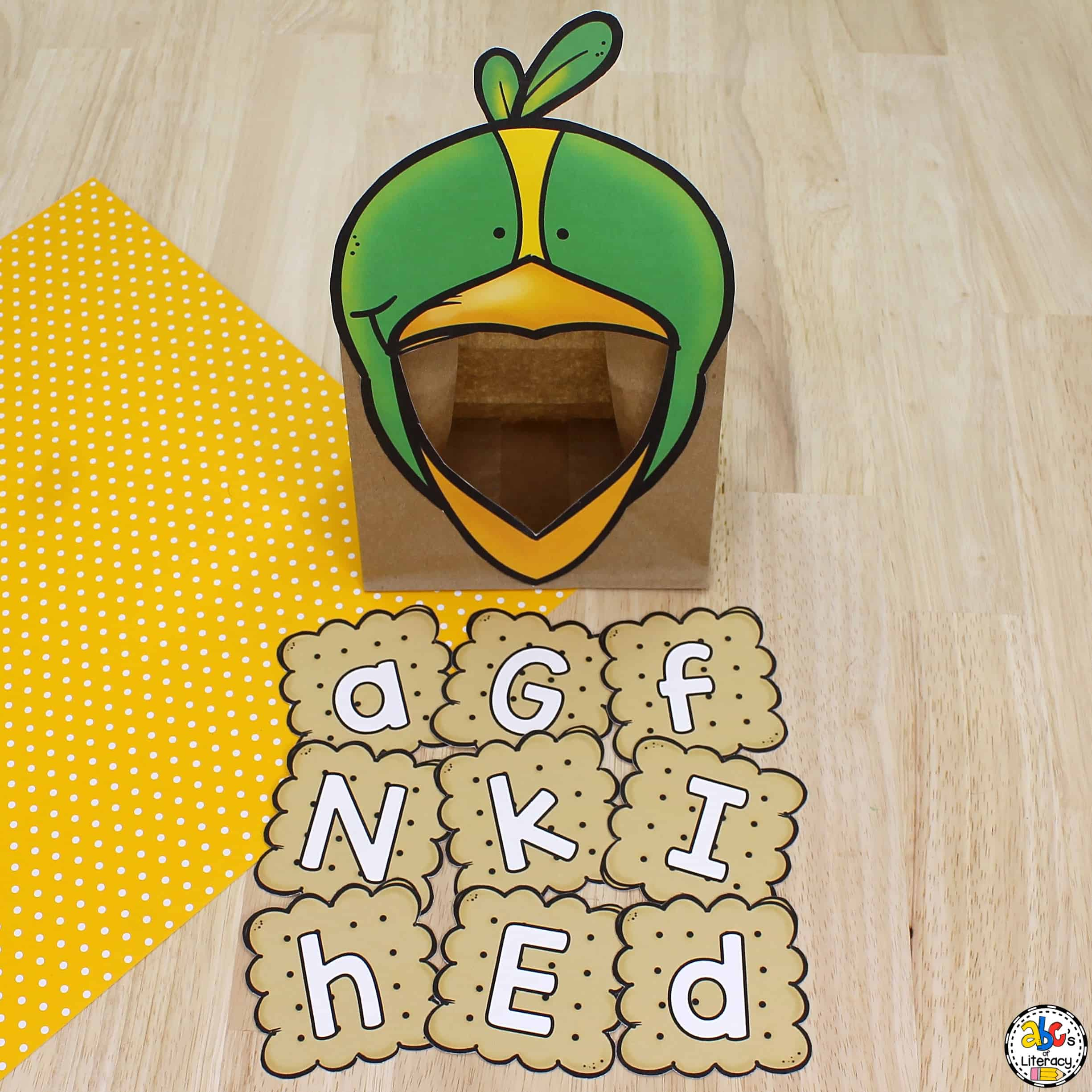 Letter Naming Activity