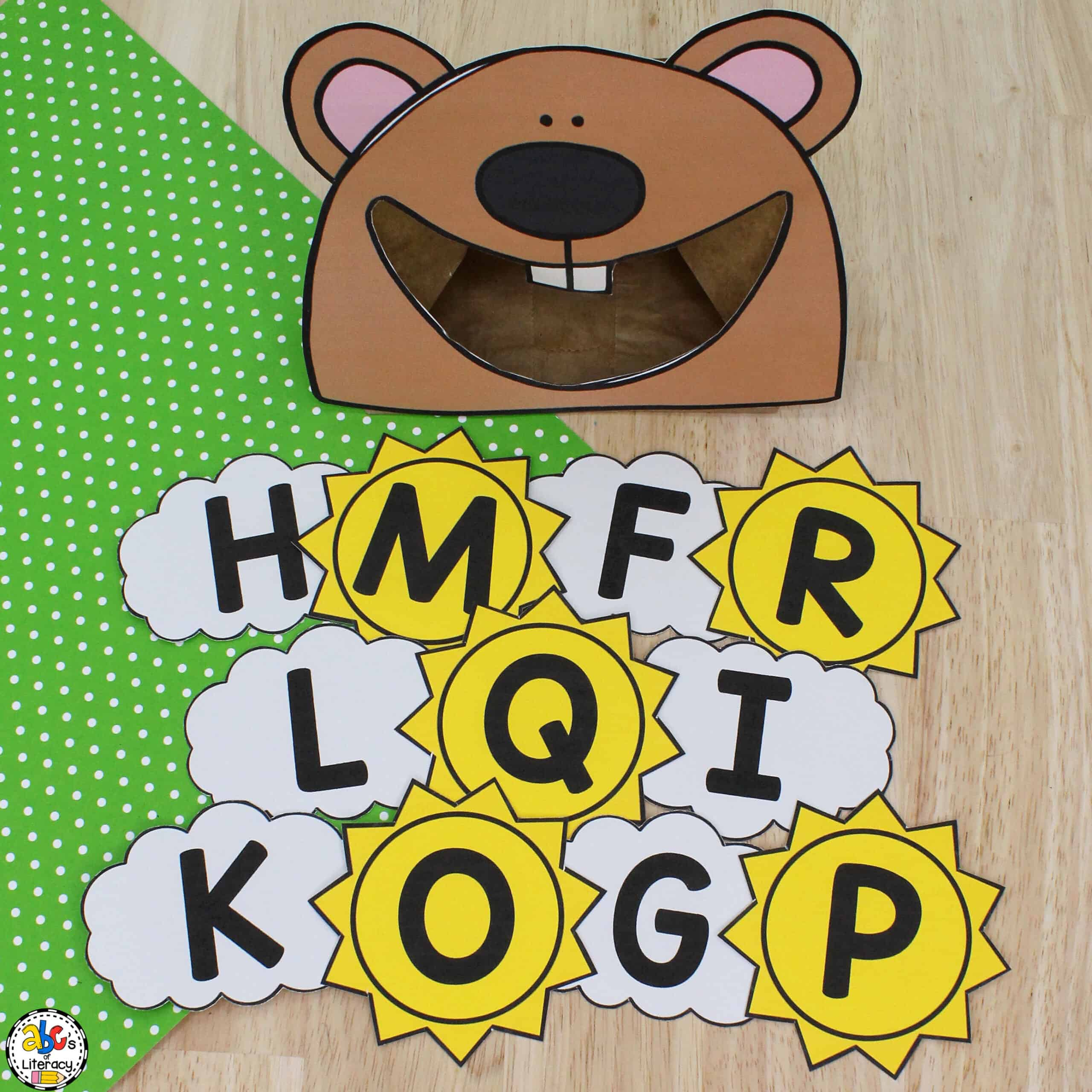 Groundhog's Day Literacy Activity