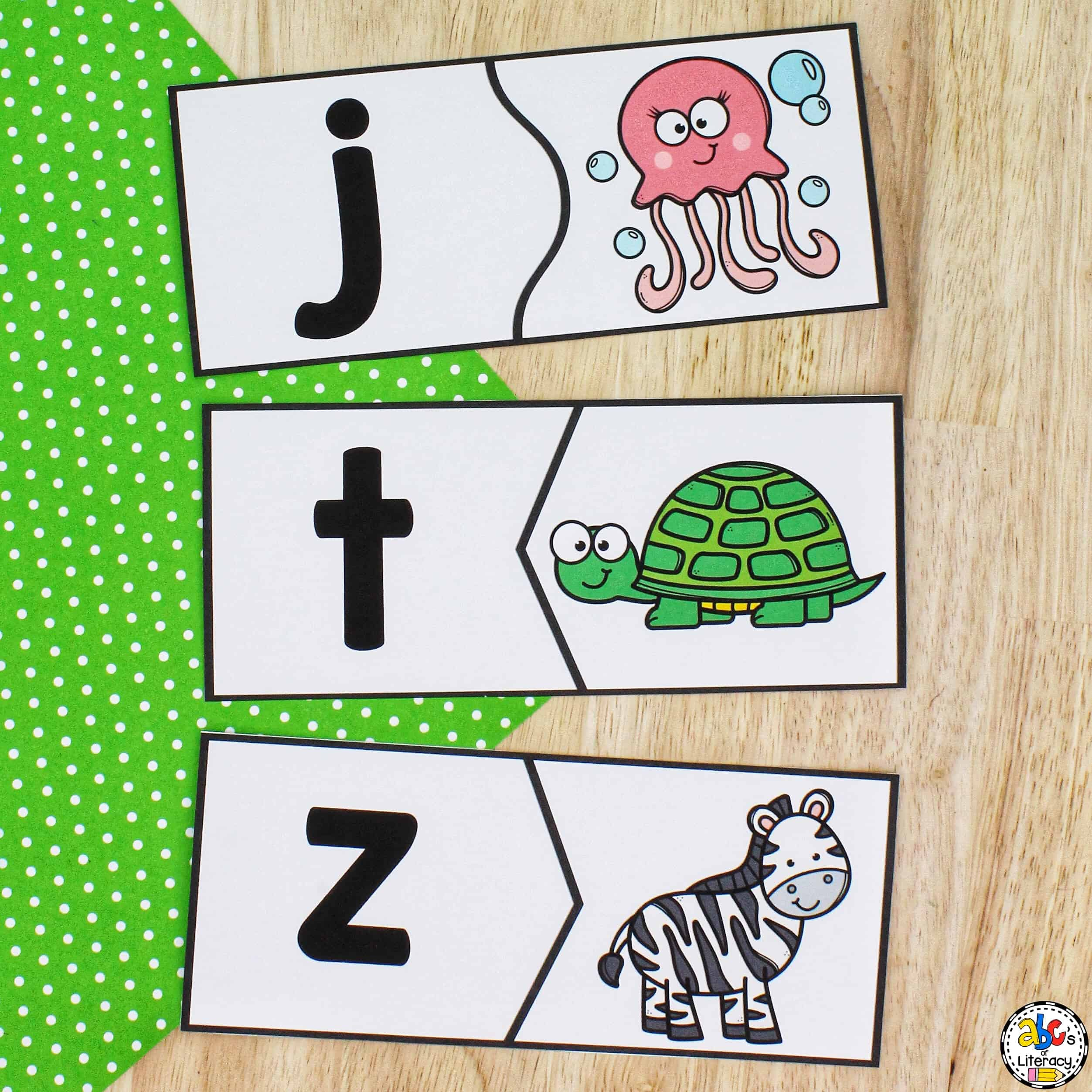Initial Sounds Activity