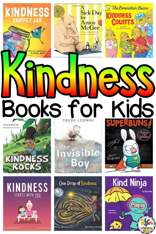 Kindness Books for Kids