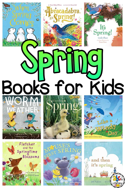 Spring Picture Books
