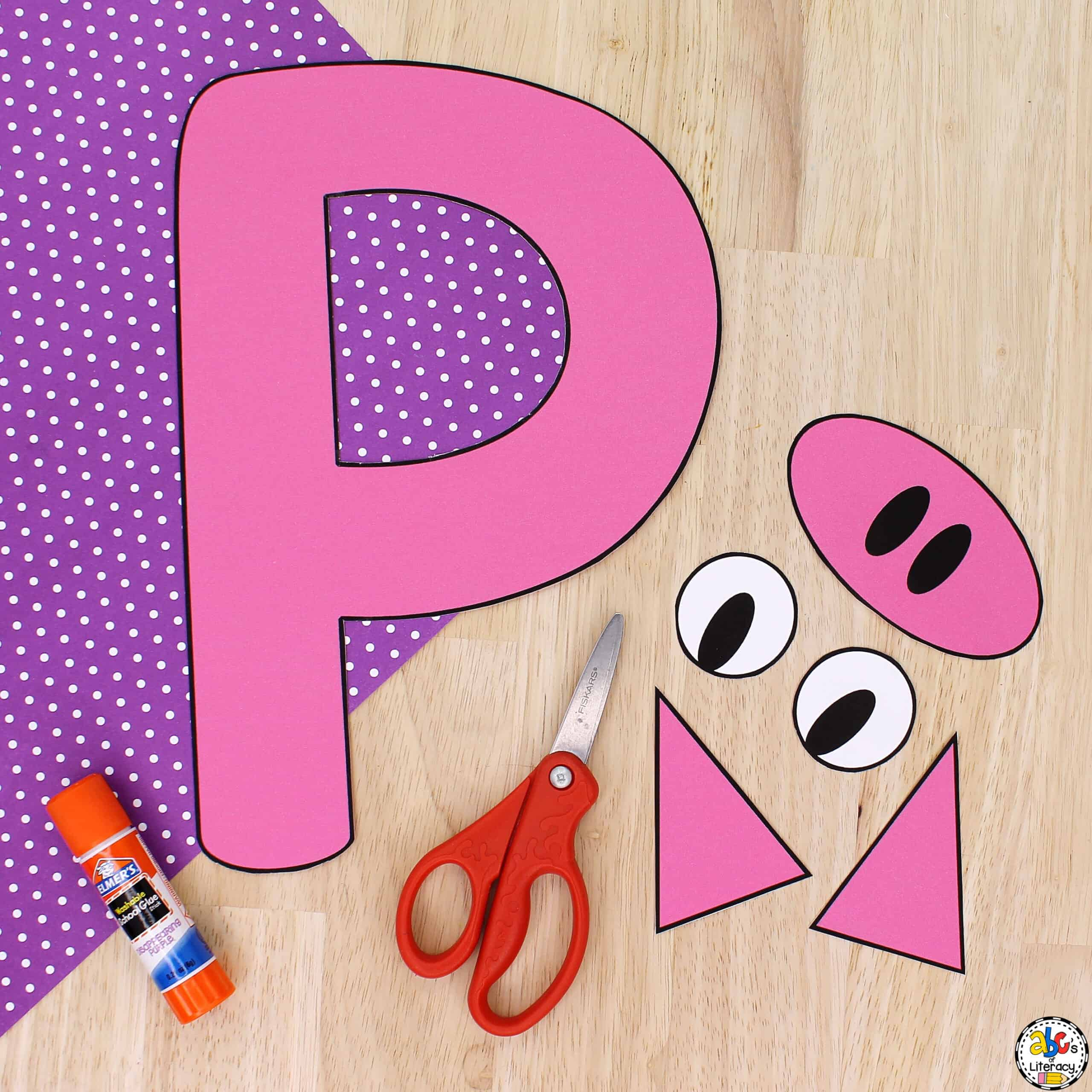 Letter Craft for Preschool