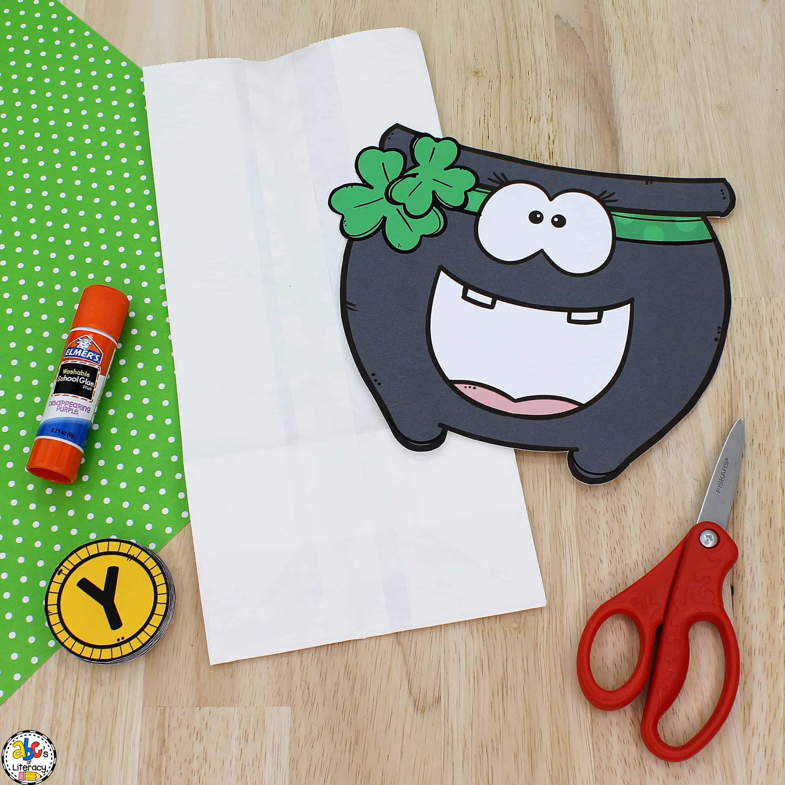 St. Patrick's Day Literacy Activity
