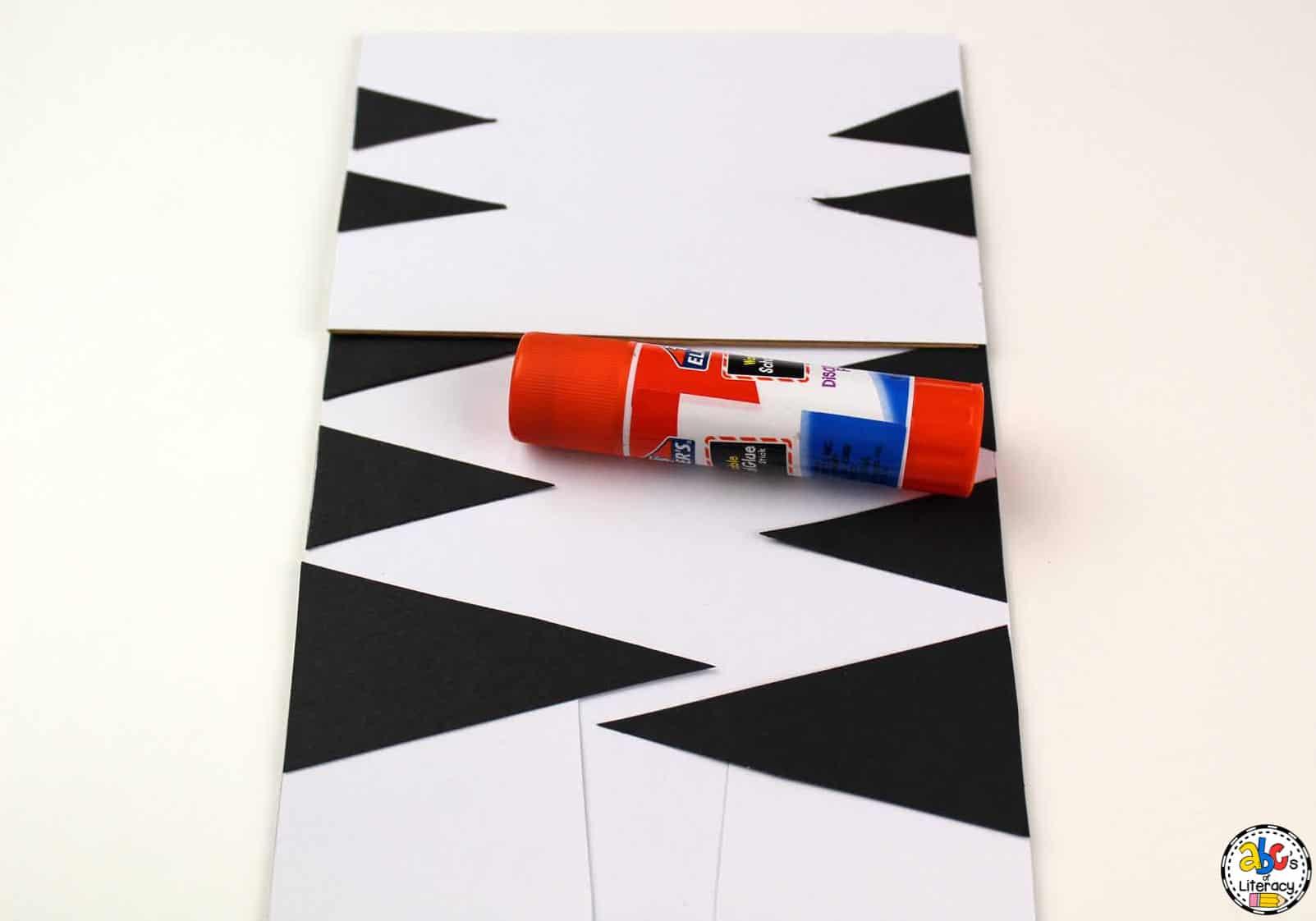 paper puppet craft