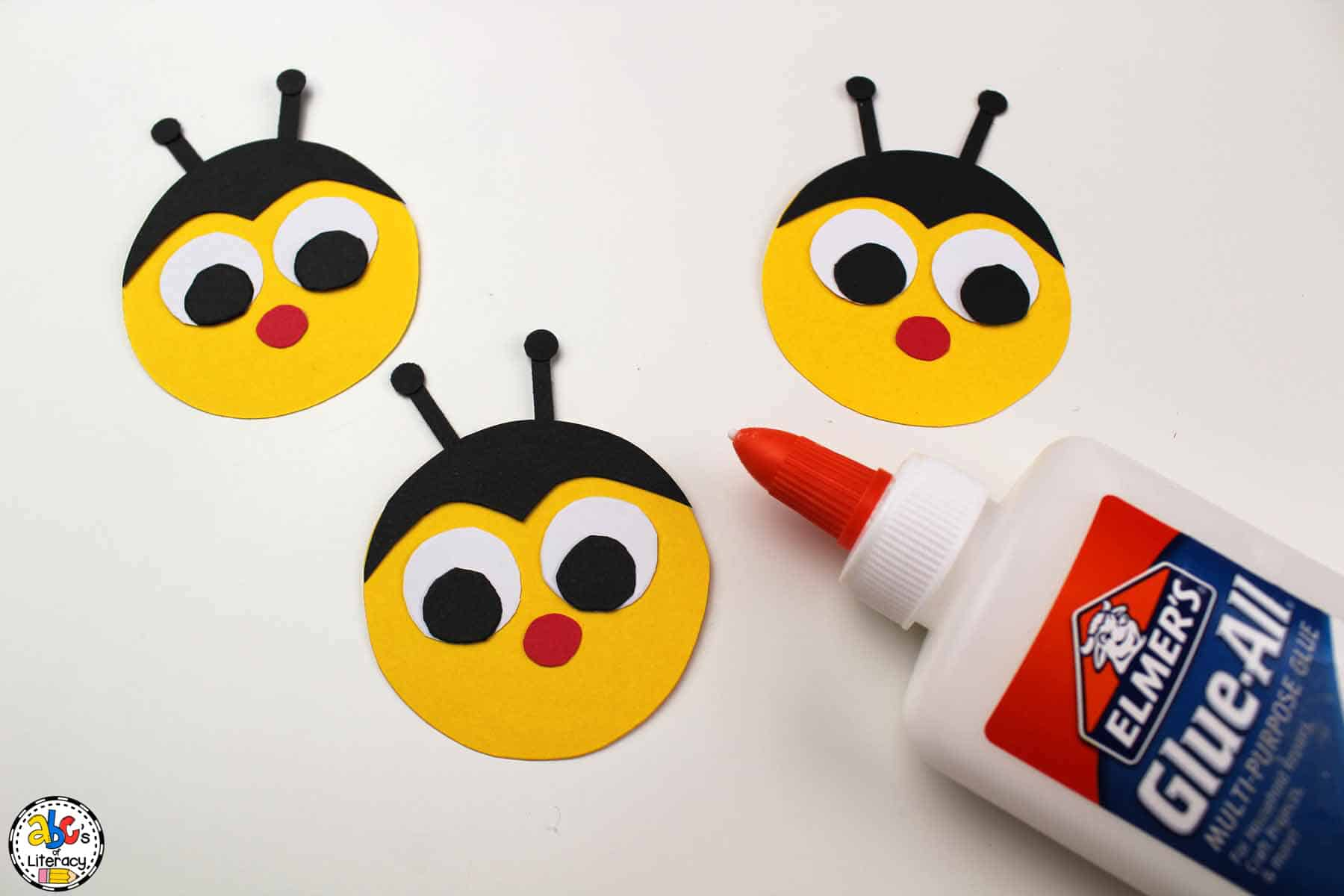 bumble bee craft preschool