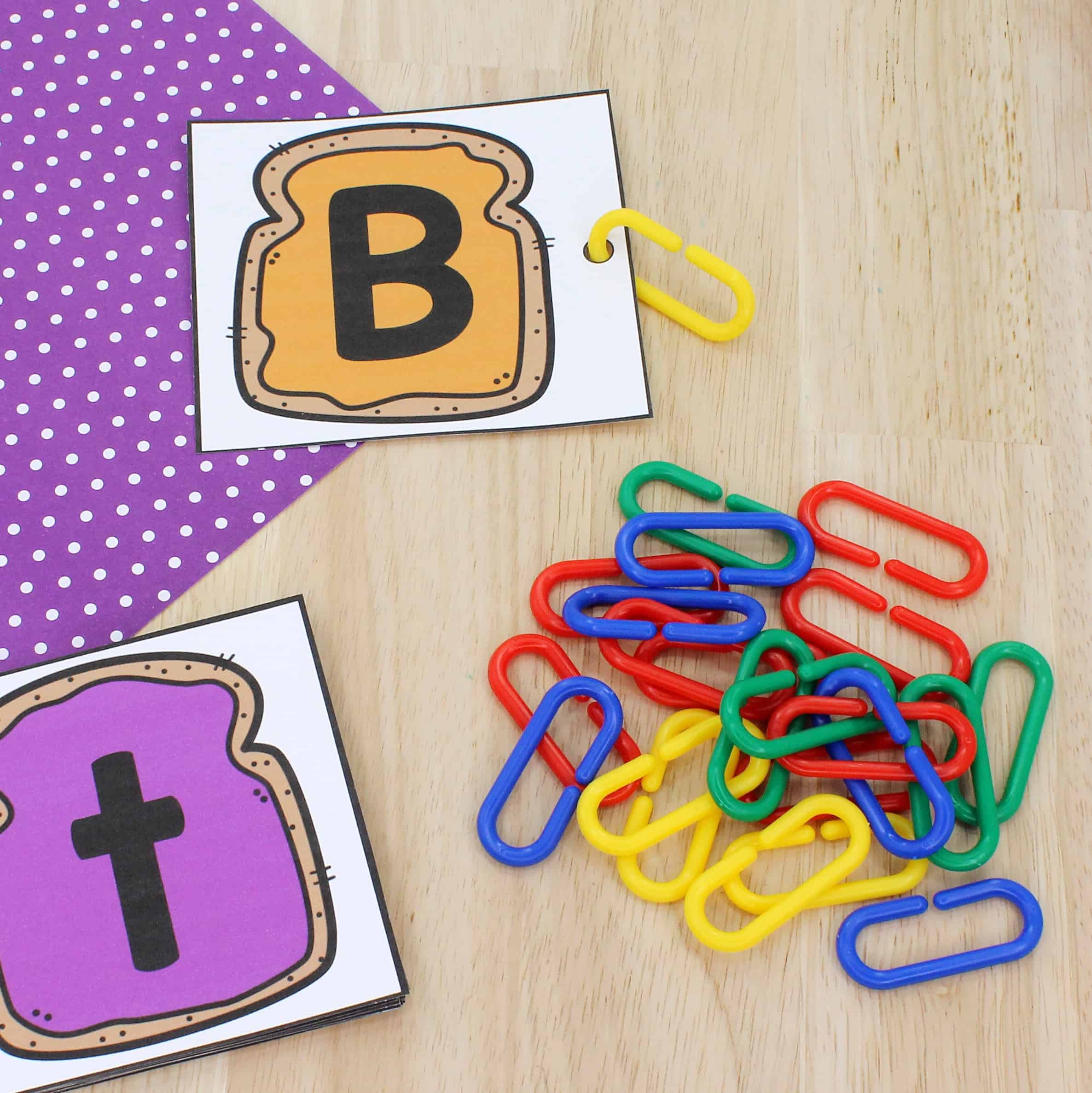 Letter Matching Activities for Preschool