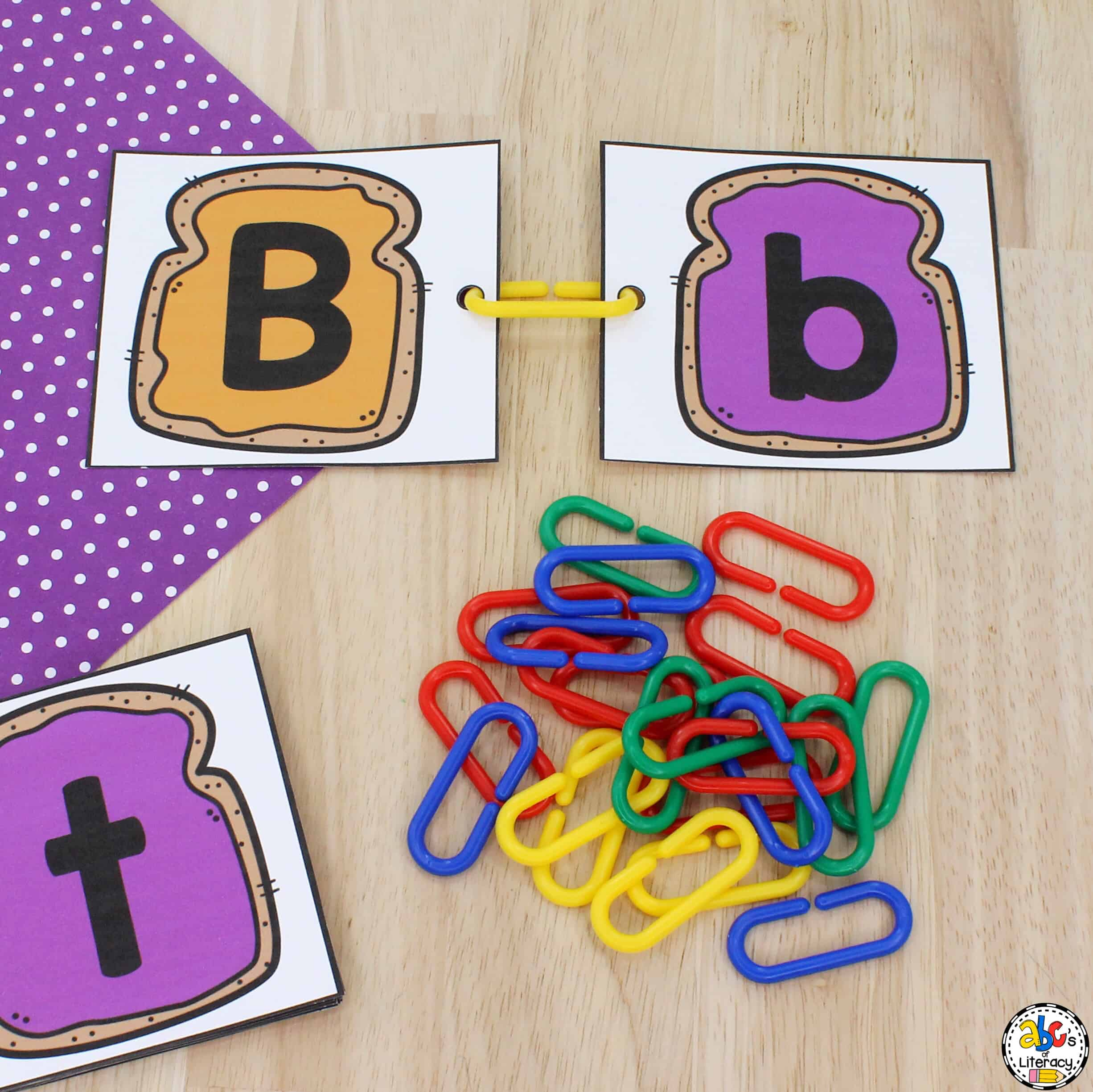 Letter Matching Activities