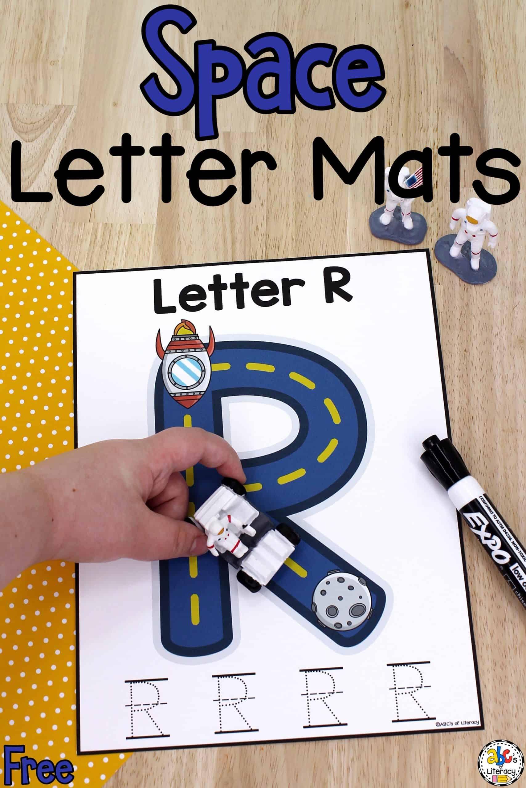 Kids Letter Writing