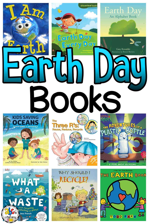 Earth Day Books for Kindergarten