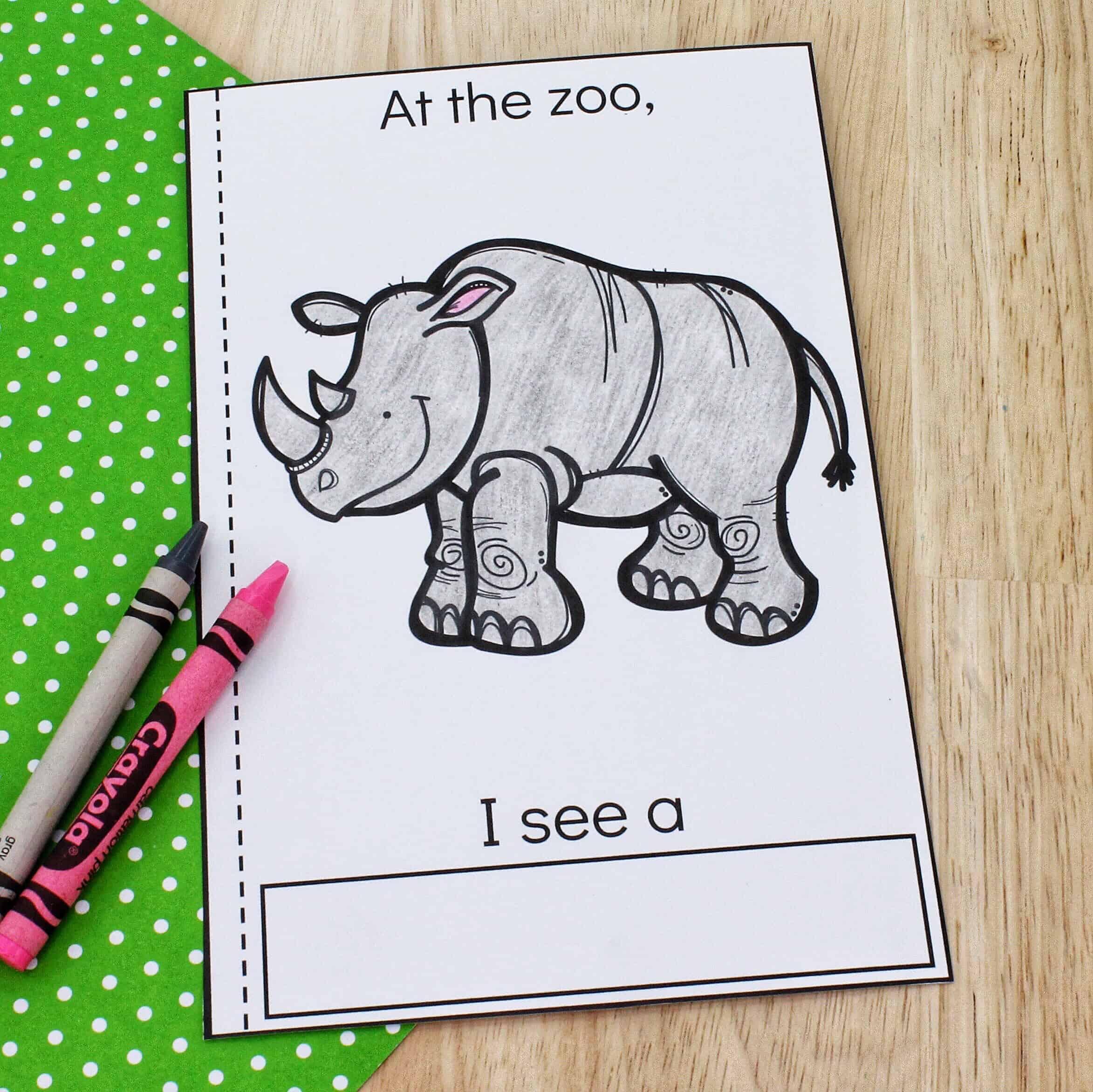 printable books for kids