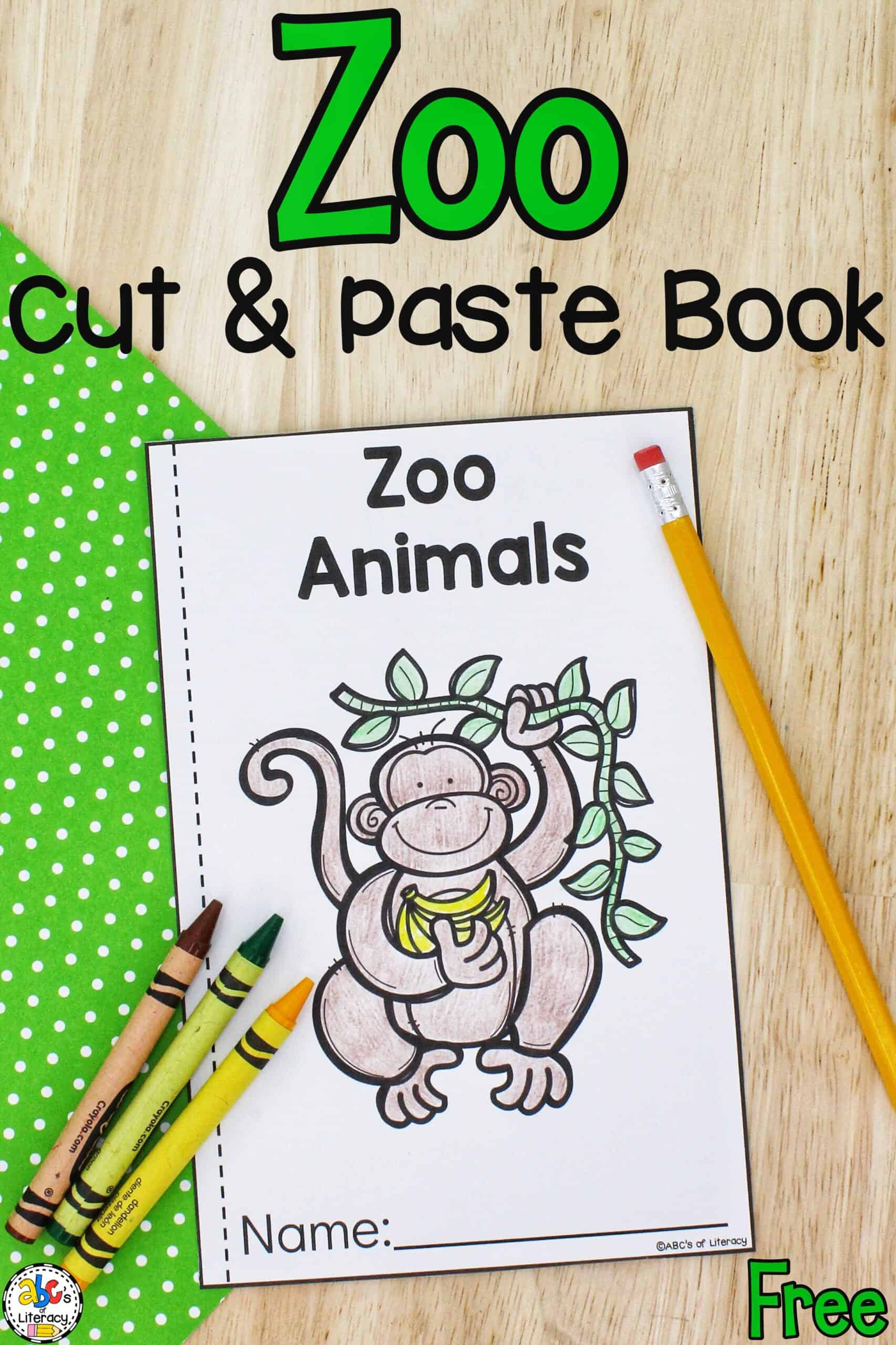 printable books for preschool