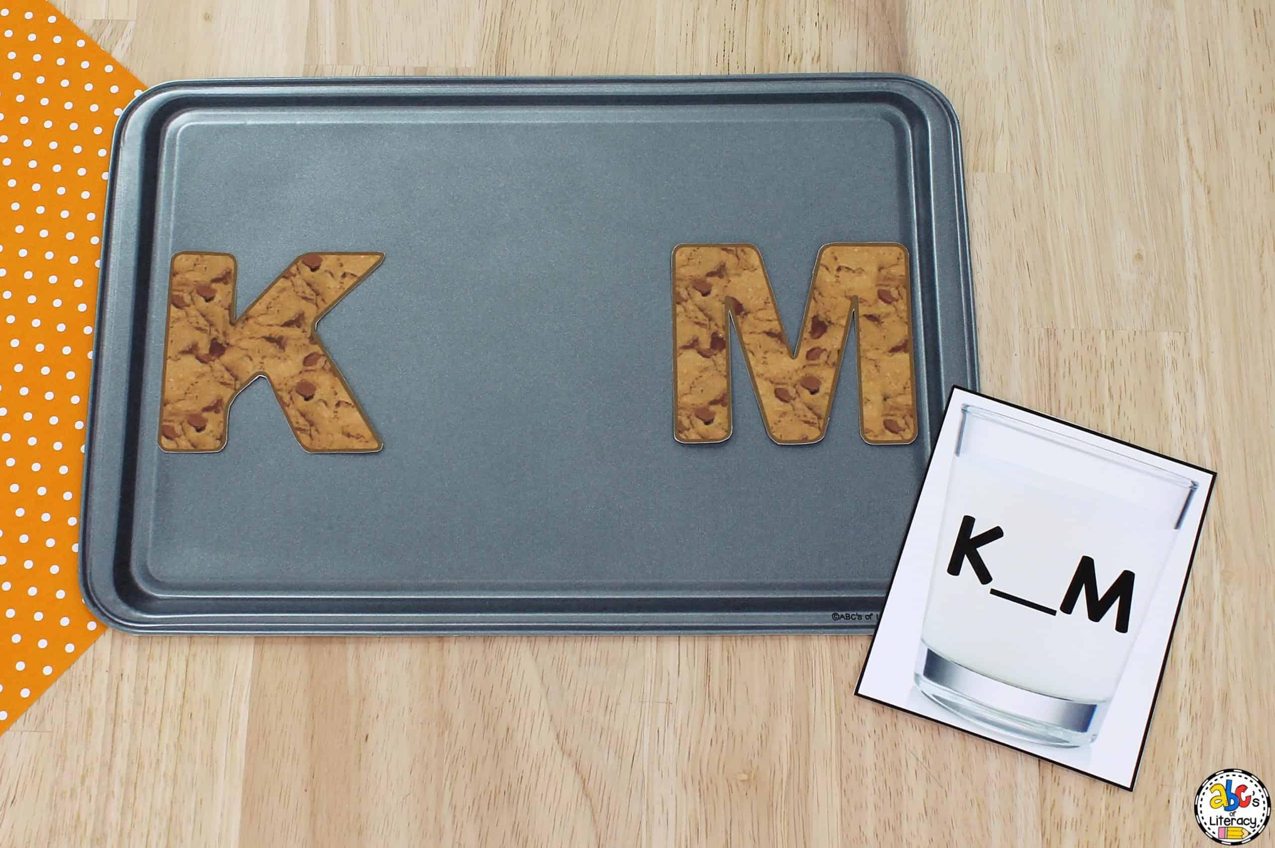 letter order for teaching alphabet