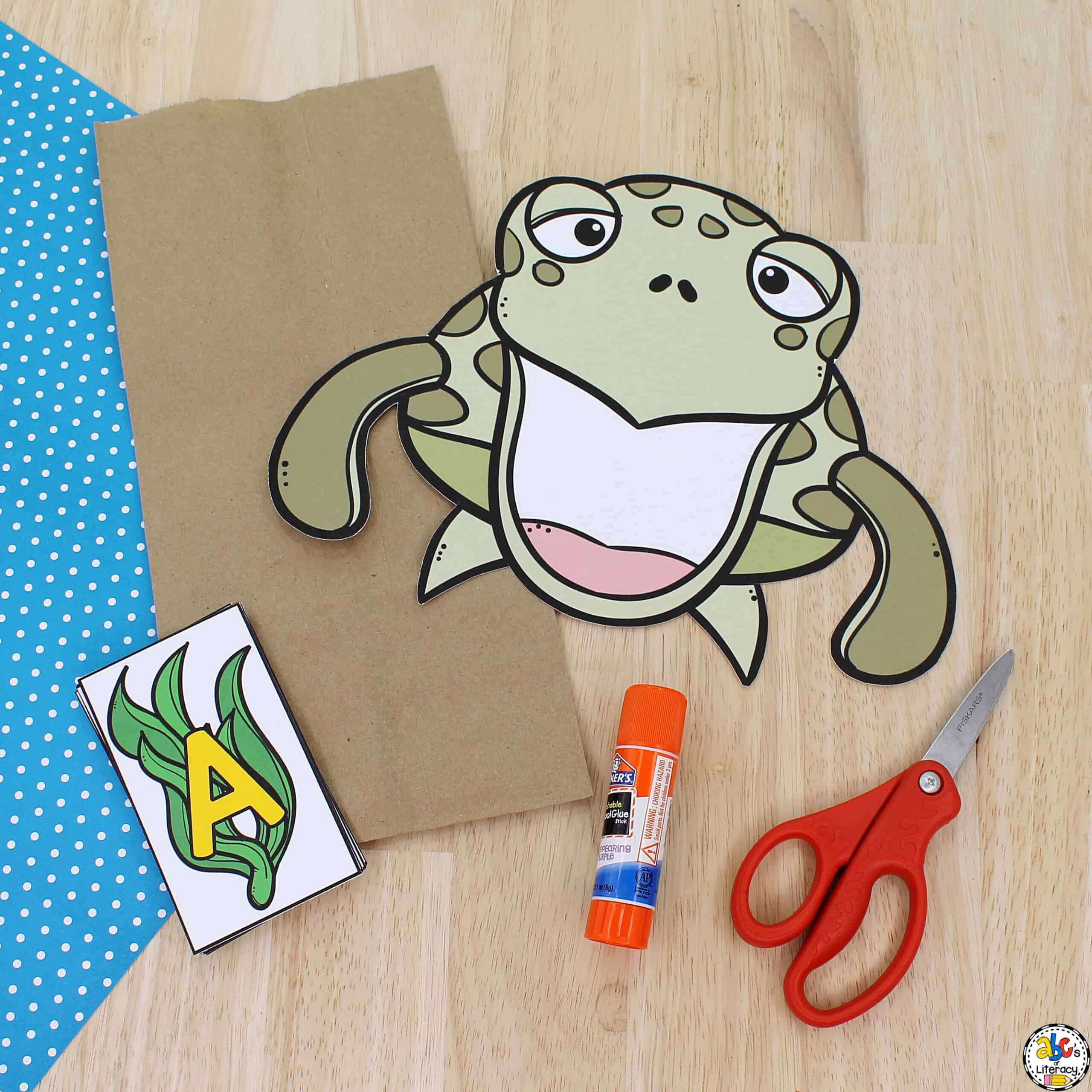 Alphabet Activity for Preschool