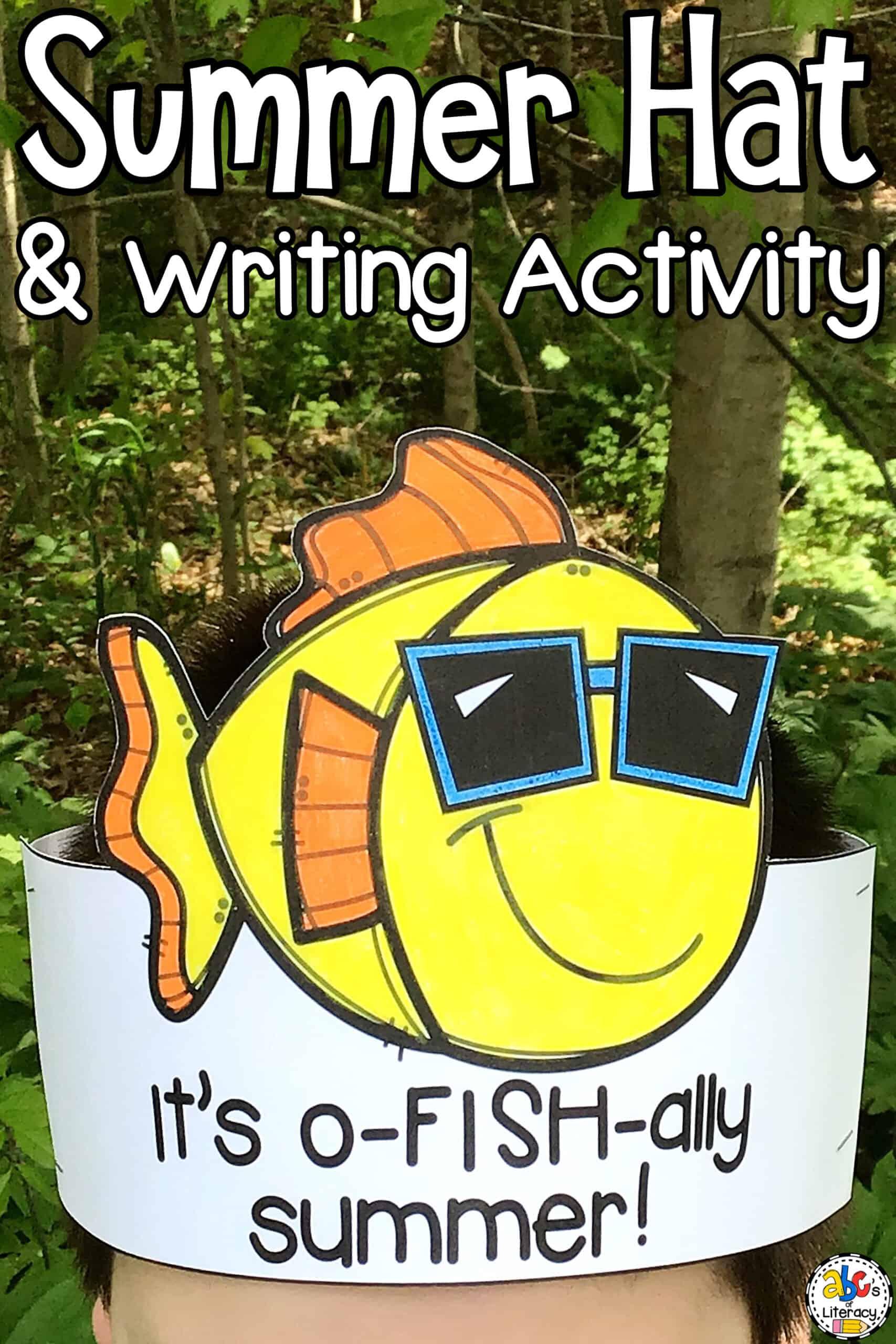 it's o fish ally summer free printable