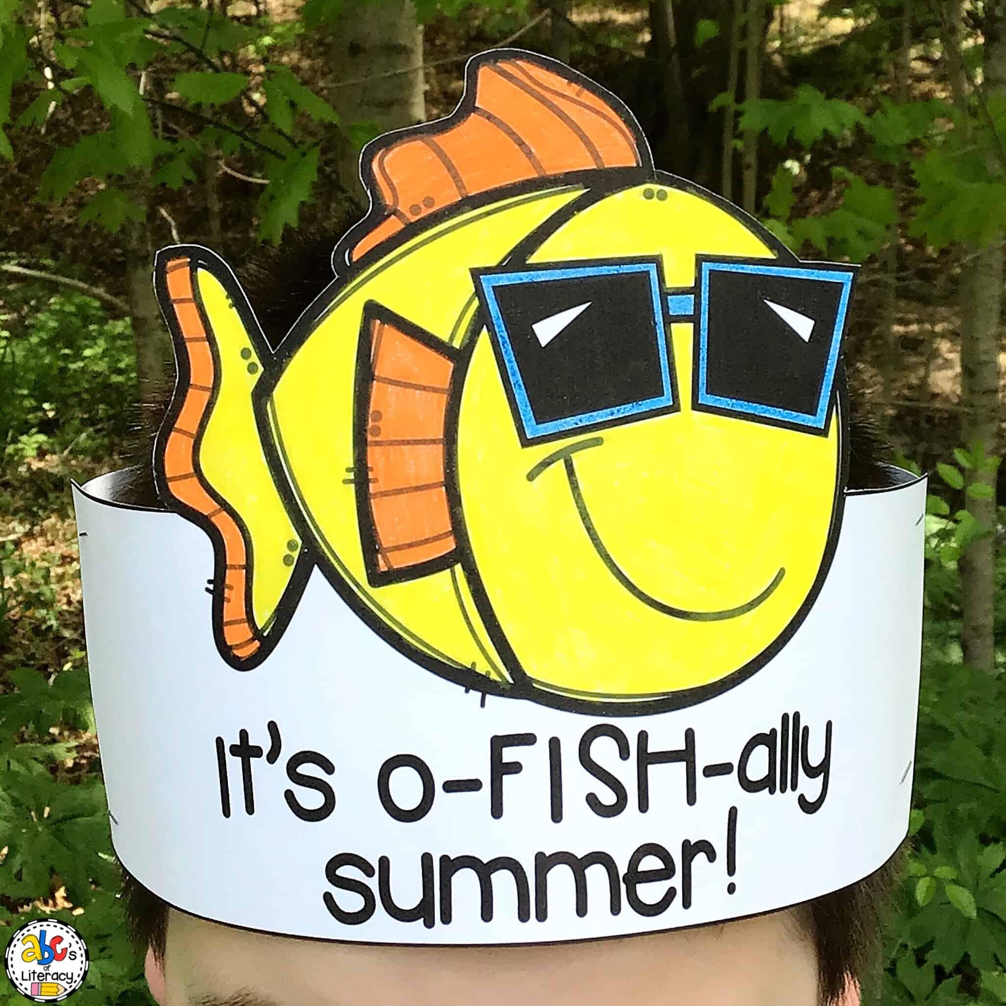 Summer Literacy Activity