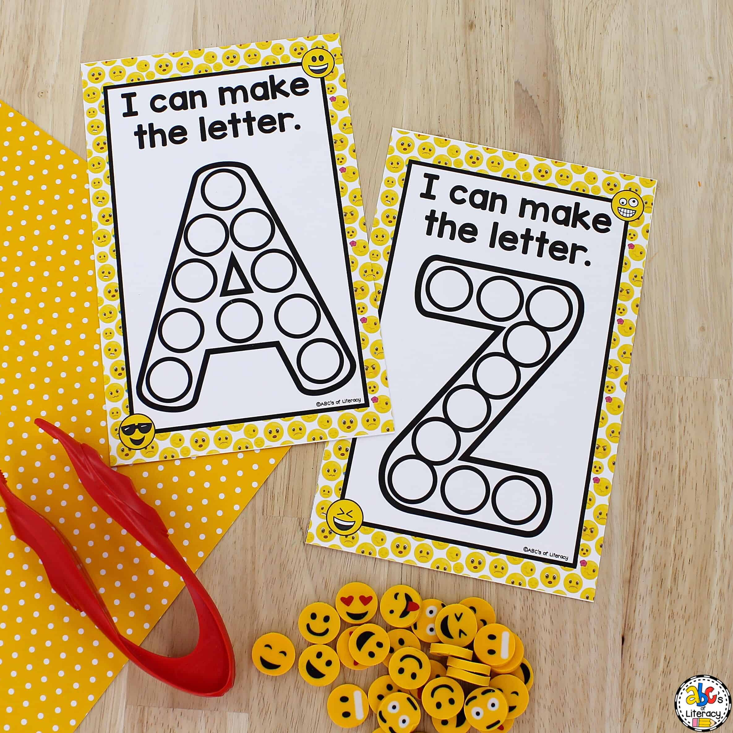 Capital Letter Formation