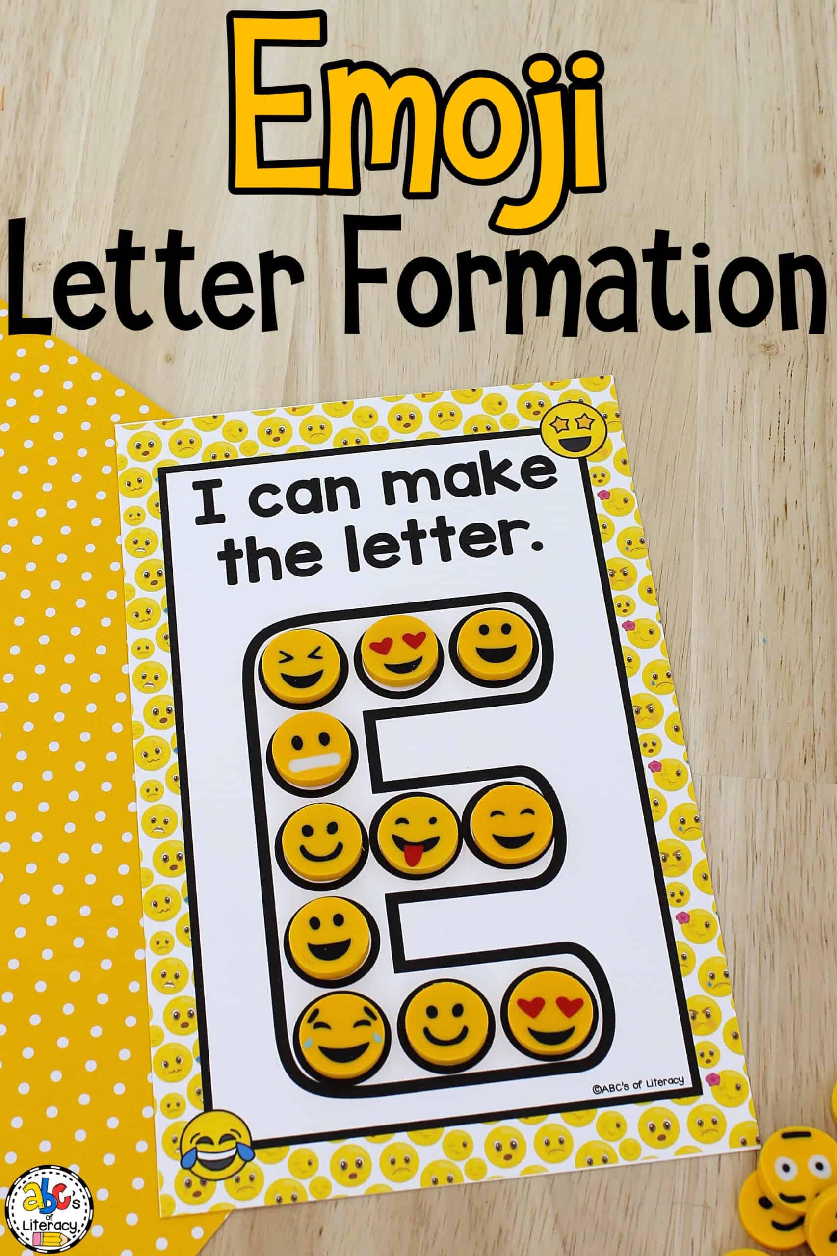 Letter Formation for Kids