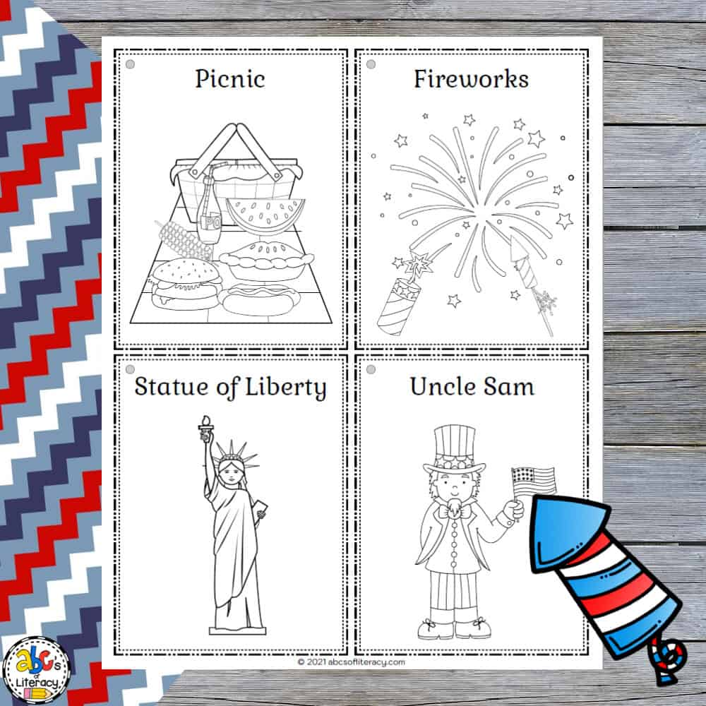 4th of July Flashcards