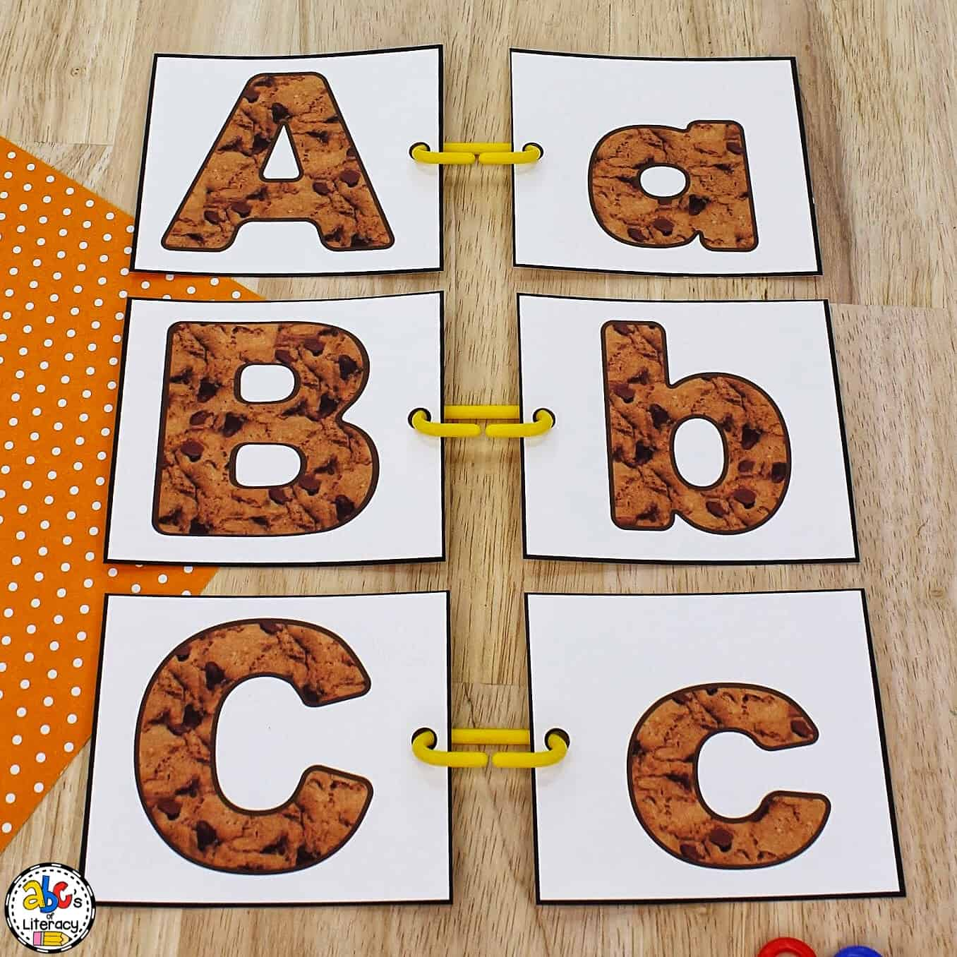 Learning the ABC's