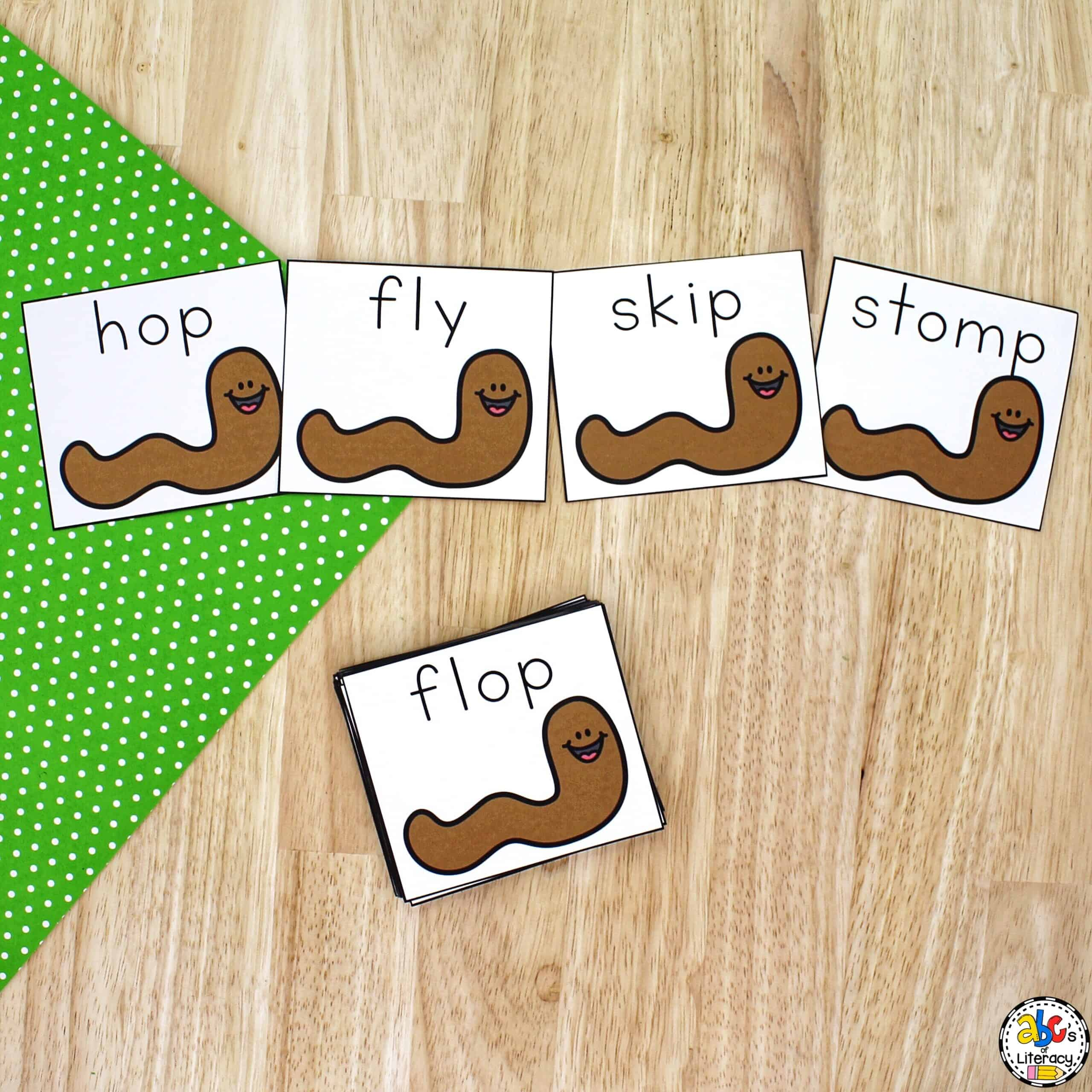 Vocabulary Activity for Kids