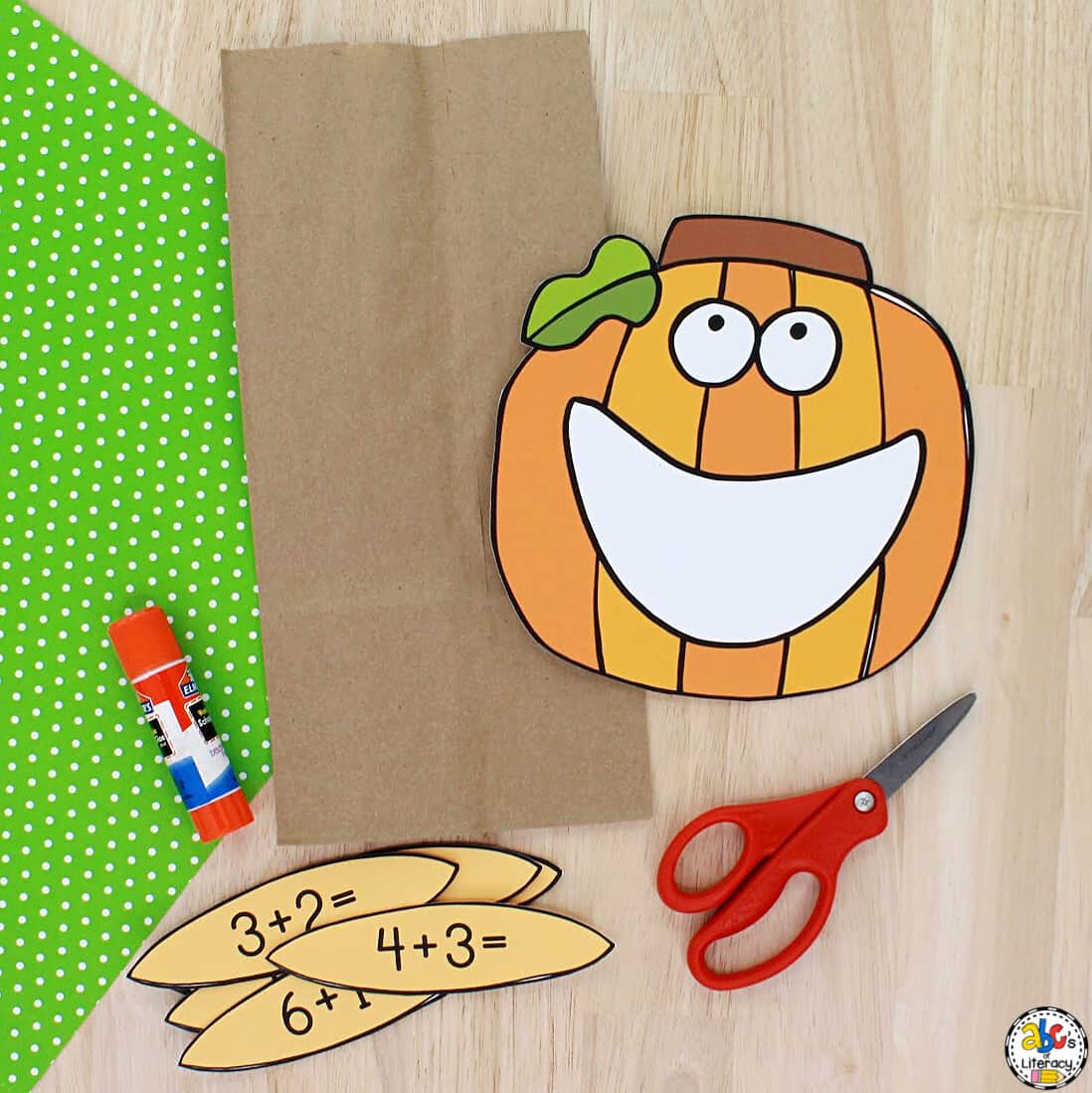 Addition Activity for Kids