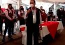 Líder nacional de la CROC reconoce resistencia de los trabajadores en huelga de Amatech