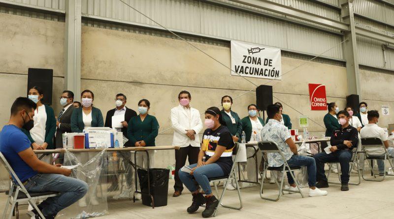 25 mil trabajadores complementaron su esquema de vacunación contra  Covid-19: Canacintra