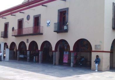Inconformes comerciantes de temporada de Chiautempan, denuncian cobros excesivos