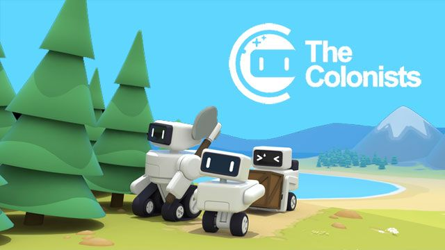 game xây dựng thành phố pc The Colonists