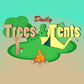 Daily Trees and Tents