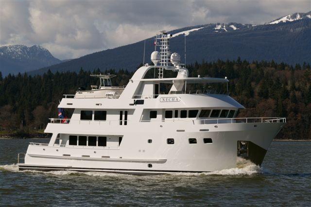 ABD Aluminium Yachts Polar Bear
