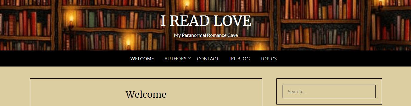 I Read Love