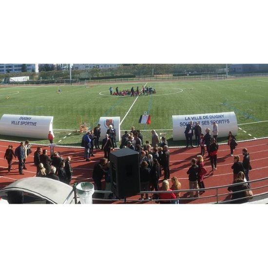 Inauguration du stade Alain Mimoun de Dugny - from Instagram
