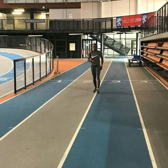 Séance d'entraînement du stage de préparation à la saison estivale d'Orphée NEOLA avec @michel_gillot à Lyon - from Instagram